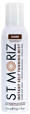 St Moriz Instant Self Tanning Mist Dark 150ml