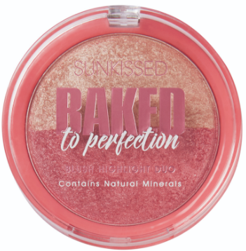 Sunkissed Baked To Perfection Blush Bronze Highlight