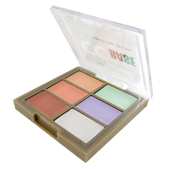 Sunkissed CC Flawless Base Face Palette
