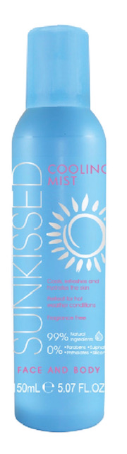 Sunkissed Cooling Mist 250ml
