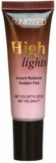 Sunkissed Highlights Radiance Cream