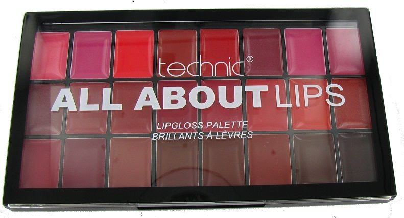 Technic All About Lips Christmas