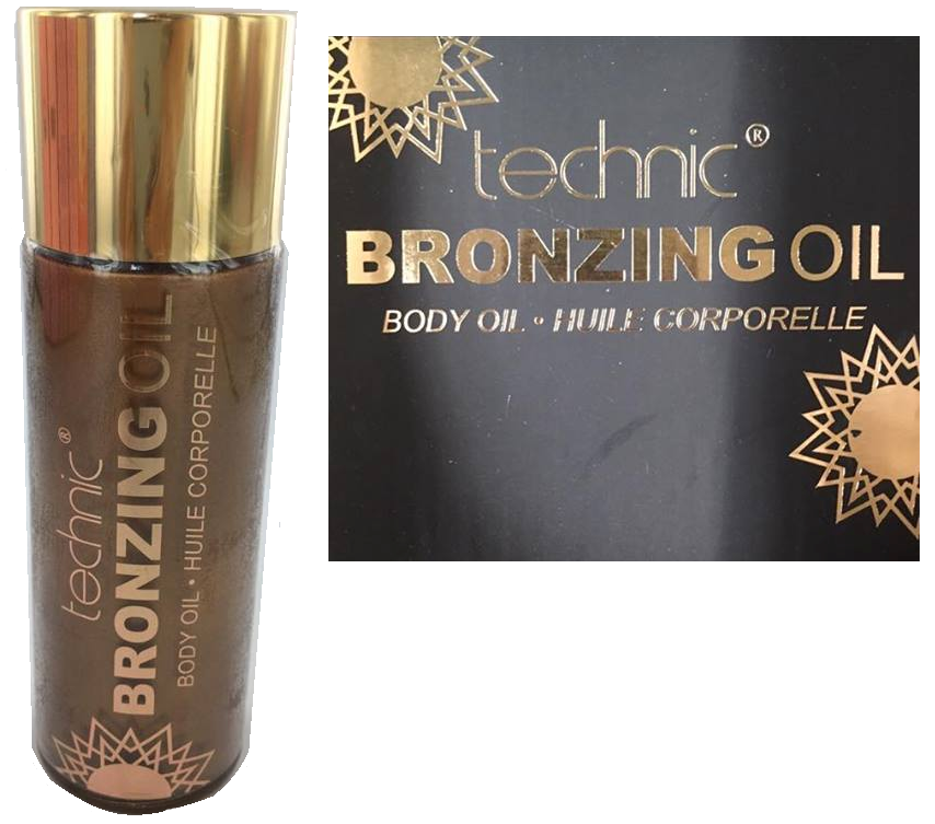 Technic Bronzing Oil Body Oil