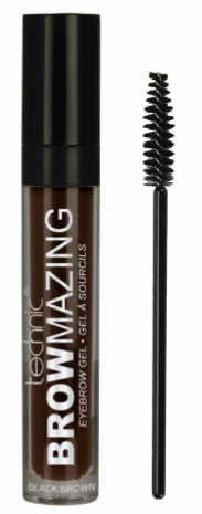 Technic Brow Mazing Eyebrow Gel Black Brown