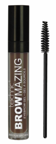 Technic Brow Mazing Eyebrow Gel Medium Brown