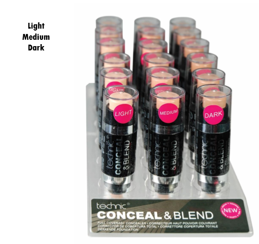 Technic Conceal & Blend 1x18 26706