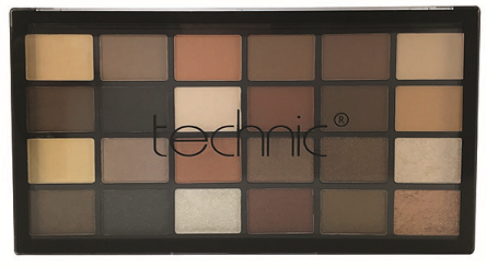 Technic Eyeshadow Palette Brownie Points