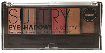 Technic Eyeshadow Palette Sultry Berry 28527 1x1
