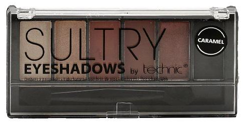 Technic Eyeshadow Palette Sultry Caramel 28526 1x1