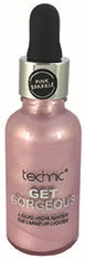 Technic Get Gorgeous Liquid Highighter Pink Sparkle