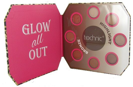 Technic Glow Palette Christmas