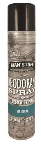 Technic Man Stuff Deoderant Spray 200ml