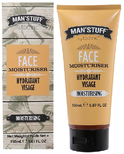 Technic Man Stuff Face Moisturiser 150ml