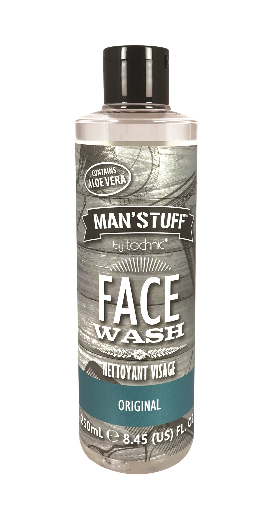Technic Man Stuff Face Wash 250ml