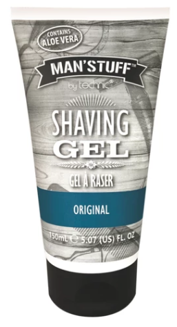 Technic Man Stuff Shaving Gel 150ml