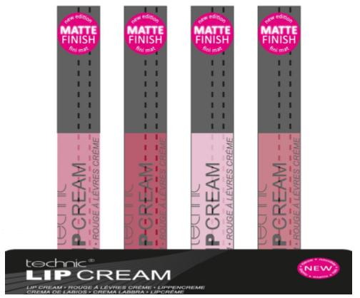 Technic Matte Lip Cream 1x24