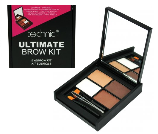 Technic Ultimate Brow Kit