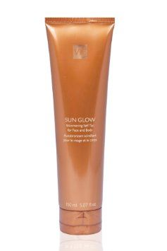 Vie Sun Glow Shimmering Self Tan Face and Body