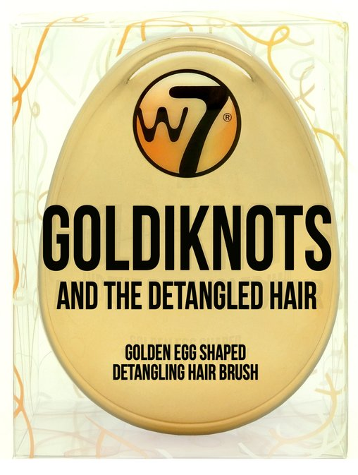 W7 Goldiknots Detangle Hair Brush