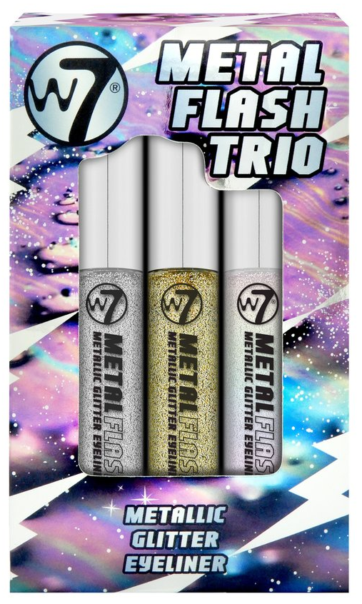 W7 Metal Flash Trio