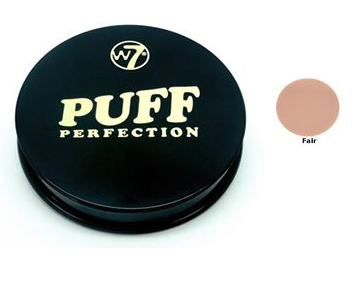 W7 Puff Perfection Compact Pressed Powder Fair