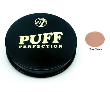 W7 Puff Perfection Compact Pressed Powder True Touch