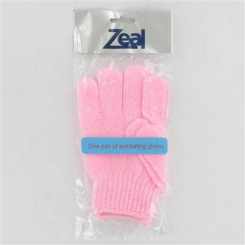 Zeal Pair of Exfoliating Gloves