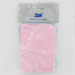 Zeal Shower Cap (2 Assorted)